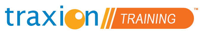 Traxion Training Logo